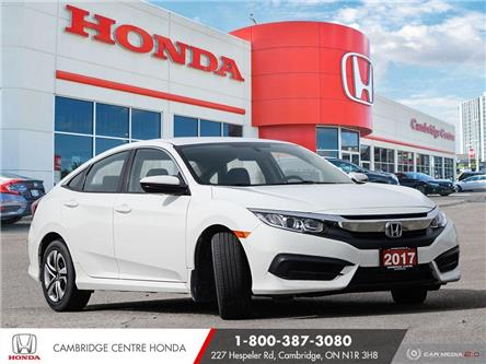 2017 Honda Civic LX (Stk: 21699A) in Cambridge - Image 1 of 27