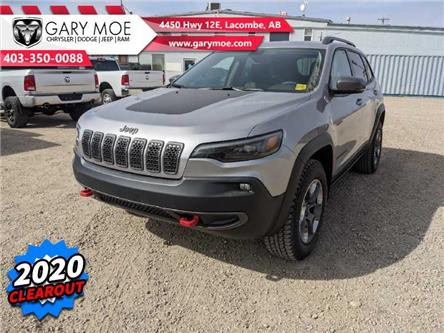 2020 Jeep Cherokee Trailhawk (Stk: F202551) in Lacombe - Image 1 of 19