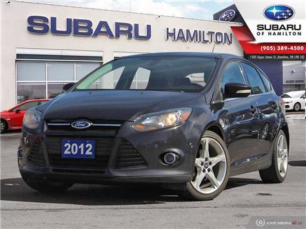 2012 Ford Focus Titanium (Stk: U1655A) in Hamilton - Image 1 of 28