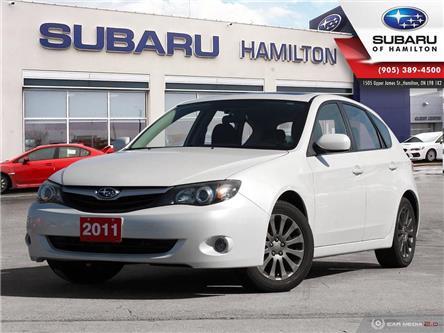 2011 Subaru Impreza 2.5 i Sport Package (Stk: S8833A) in Hamilton - Image 1 of 28
