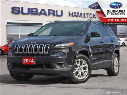 2014 Jeep Cherokee North (Stk: S8843A) in Hamilton - Image 1 of 29