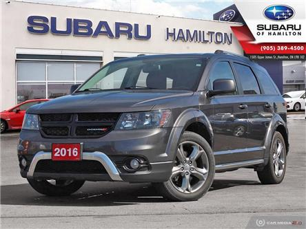 2016 Dodge Journey Crossroad (Stk: S8711B) in Hamilton - Image 1 of 28