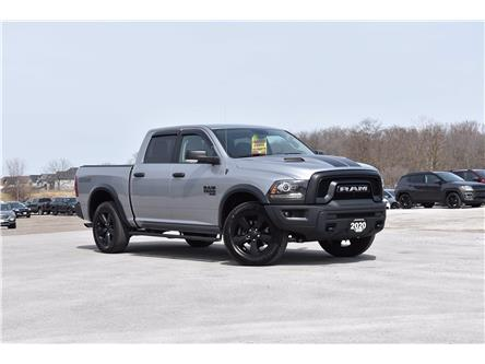 2020 RAM 1500 Classic SLT (Stk: U9518A) in London - Image 1 of 22