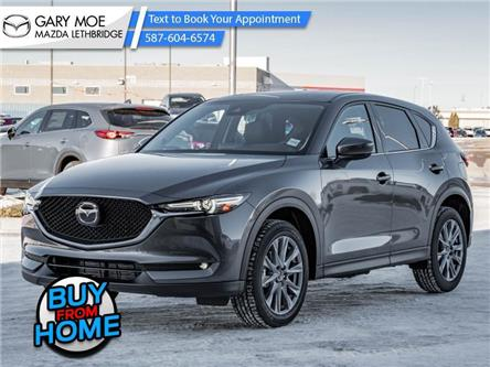 2021 Mazda CX-5 GT (Stk: 21-0883) in Lethbridge - Image 1 of 30