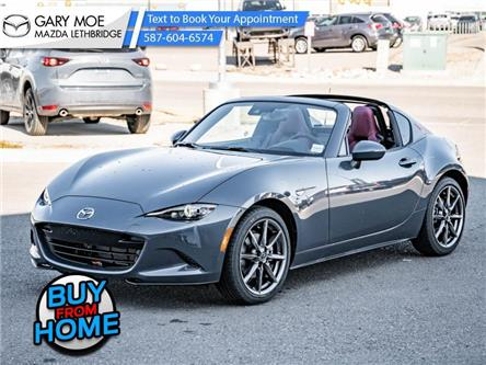2021 Mazda MX-5 RF GT (Stk: 21-3610) in Lethbridge - Image 1 of 30