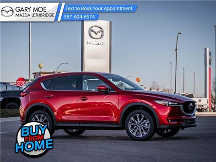 2021 Mazda CX-5 GT (Stk: 21-7572) in Lethbridge - Image 1 of 30