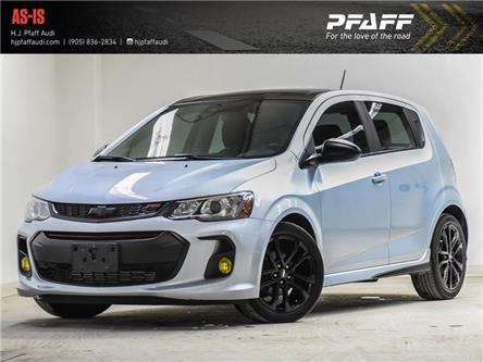 2017 Chevrolet Sonic Premier Auto (Stk: A13824A) in Newmarket - Image 1 of 23