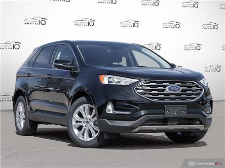 2021 Ford Edge Titanium (Stk: 1D008) in Oakville - Image 1 of 30