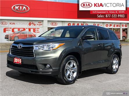2015 Toyota Highlander Limited (Stk: SO21-129EVA) in Victoria - Image 1 of 25