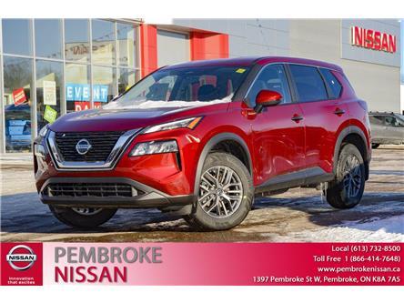 2021 Nissan Rogue S (Stk: 21078) in Pembroke - Image 1 of 29
