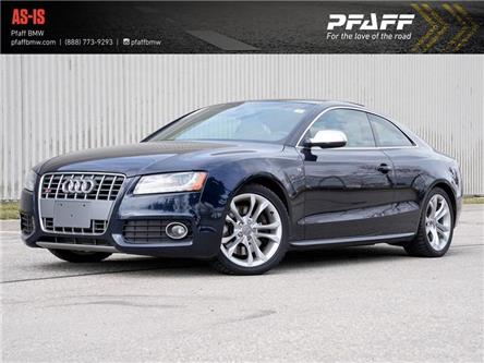 2011 Audi S5 4.2 Premium (Stk: 24267AA) in Mississauga - Image 1 of 26