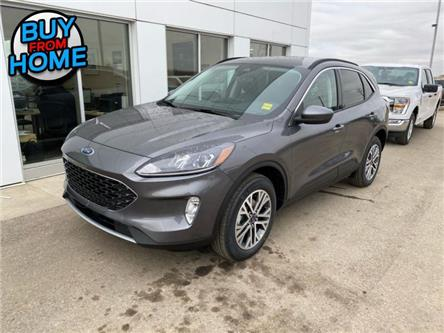 2021 Ford Escape SEL (Stk: ESC1008) in Nisku - Image 1 of 21