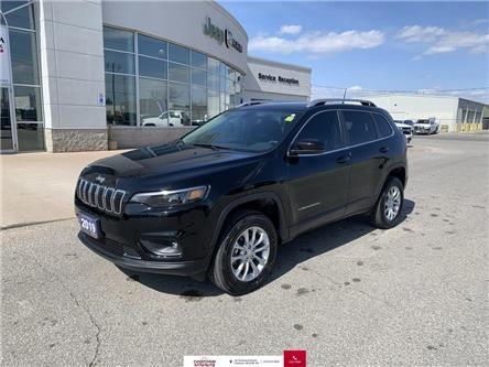 2019 Jeep Cherokee North (Stk: U04747A) in Chatham - Image 1 of 29