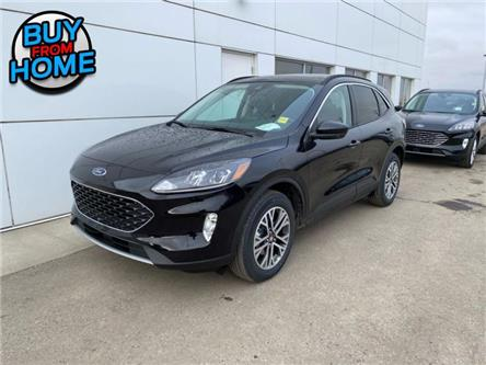 2021 Ford Escape SEL (Stk: ESC1012) in Nisku - Image 1 of 22