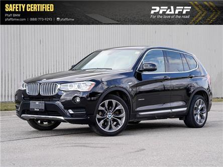 2017 BMW X3 xDrive28i (Stk: U6436) in Mississauga - Image 1 of 26