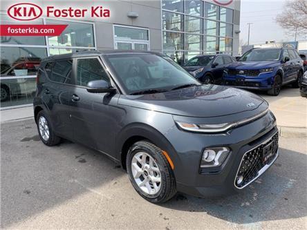 2021 Kia Soul  (Stk: 2111605) in Toronto - Image 1 of 8