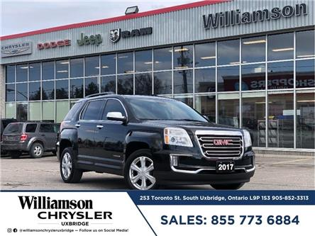 2017 GMC Terrain SLE-2 (Stk: W6620) in Uxbridge - Image 1 of 19
