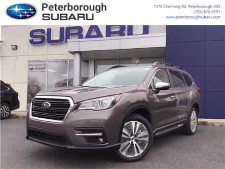 2021 Subaru Ascent Premier w/Black Leather (Stk: S4444) in Peterborough - Image 1 of 19