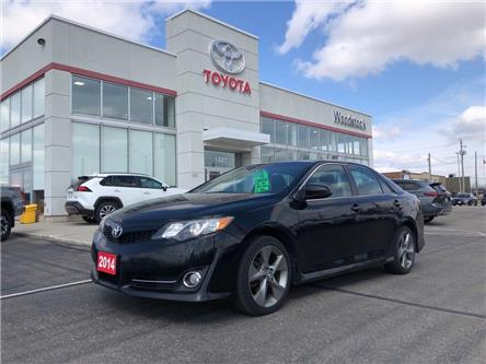 2014 Toyota Camry  (Stk: 055100B) in Woodstock - Image 1 of 21