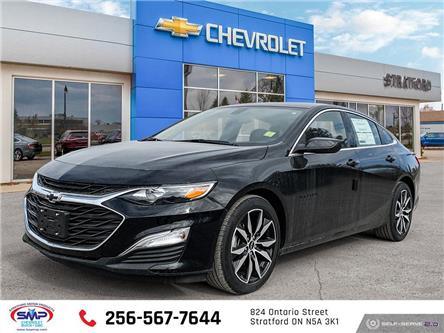 2021 Chevrolet Malibu RS (Stk: GC222) in Stratford - Image 1 of 7