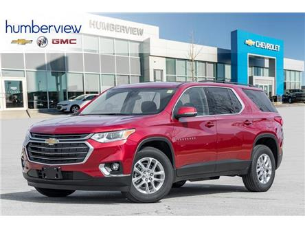 2021 Chevrolet Traverse LT Cloth (Stk: 21TZ015) in Toronto - Image 1 of 22