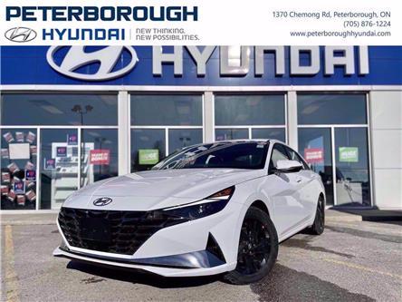 2021 Hyundai Elantra HEV Ultimate (Stk: H12824) in Peterborough - Image 1 of 30