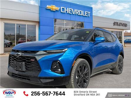 2021 Chevrolet Blazer RS (Stk: TC2847) in Stratford - Image 1 of 7