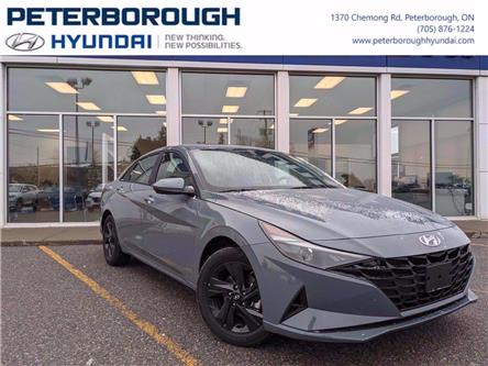 2021 Hyundai Elantra Preferred (Stk: H12682) in Peterborough - Image 1 of 18
