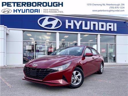 2021 Hyundai Elantra SEL (Stk: H12806) in Peterborough - Image 1 of 24