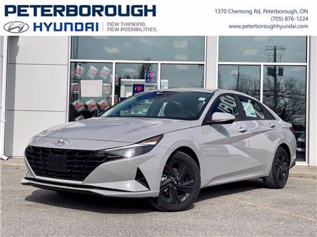2021 Hyundai Elantra Preferred (Stk: H12666) in Peterborough - Image 1 of 25