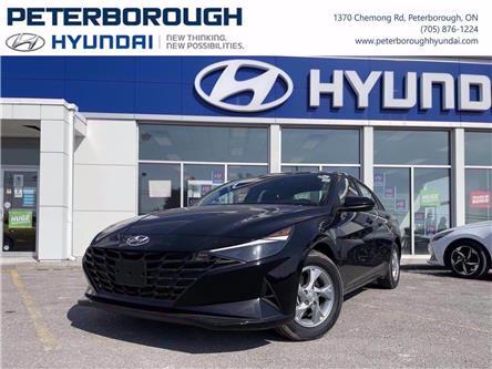 2021 Hyundai Elantra SEL (Stk: H12839) in Peterborough - Image 1 of 25