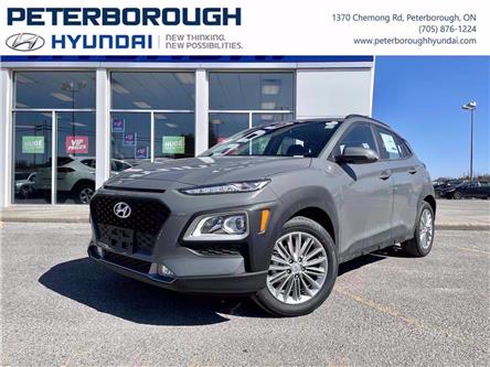 2021 Hyundai Kona 2.0L Preferred (Stk: H12840) in Peterborough - Image 1 of 26