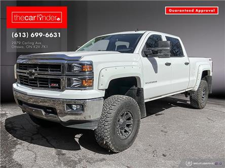 2014 Chevrolet Silverado 1500 2LZ (Stk: ) in Ottawa - Image 1 of 24