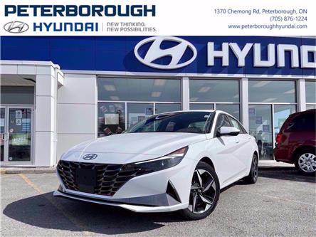 2021 Hyundai Elantra Preferred (Stk: H12749) in Peterborough - Image 1 of 27