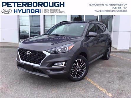 2021 Hyundai Tucson Preferred w/Trend Package (Stk: H12626) in Peterborough - Image 1 of 19
