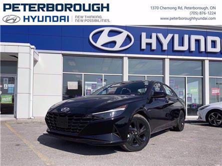 2021 Hyundai Elantra SEL (Stk: H12825) in Peterborough - Image 1 of 25