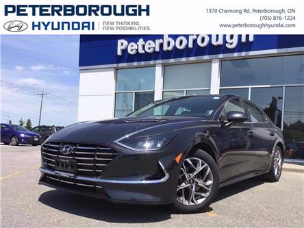 2020 Hyundai Sonata Preferred (Stk: H12408) in Peterborough - Image 1 of 20
