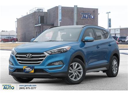 2017 Hyundai Tucson Luxury (Stk: 406057) in Milton - Image 1 of 23