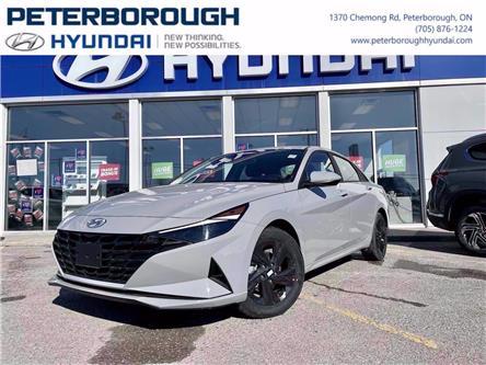 2021 Hyundai Elantra Preferred (Stk: H12734) in Peterborough - Image 1 of 29