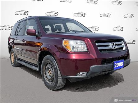 2008 Honda Pilot SE-L (Stk: 7072BXZ) in St. Thomas - Image 1 of 29