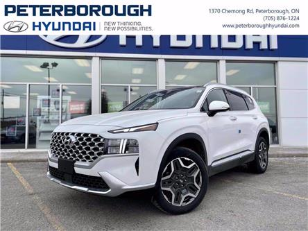 2021 Hyundai Santa Fe HEV Luxury (Stk: H12842) in Peterborough - Image 1 of 28