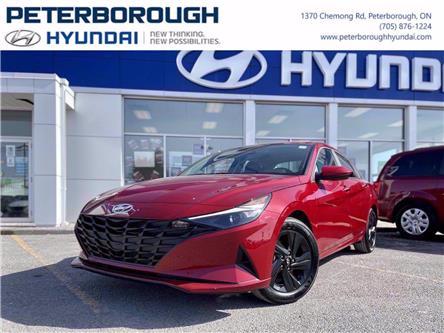 2021 Hyundai Elantra Preferred (Stk: H12664) in Peterborough - Image 1 of 25