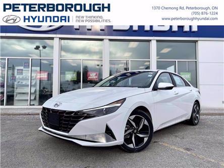2021 Hyundai Elantra Preferred (Stk: H12739) in Peterborough - Image 1 of 26