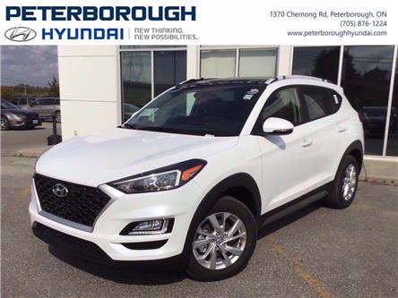 2021 Hyundai Tucson Preferred w/Sun & Leather Package (Stk: H12625) in Peterborough - Image 1 of 18