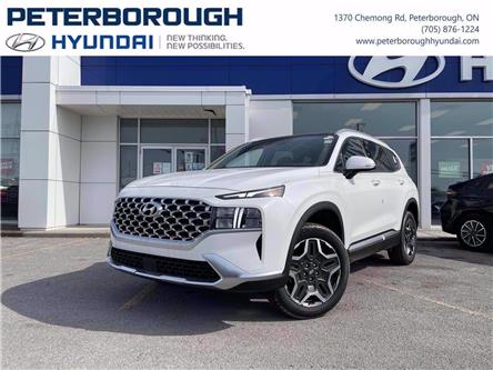 2021 Hyundai Santa Fe HEV Luxury (Stk: H12854) in Peterborough - Image 1 of 29