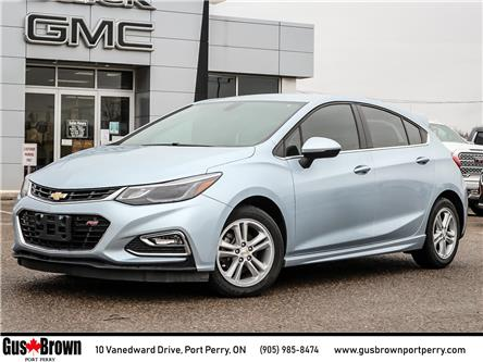 2017 Chevrolet Cruze Hatch LT Auto (Stk: 524502U) in PORT PERRY - Image 1 of 8
