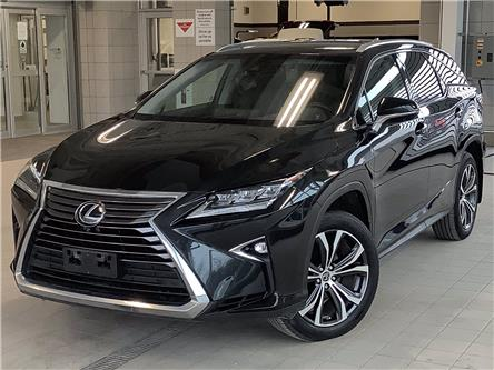 2018 Lexus RX 350L Luxury (Stk: PL21027) in Kingston - Image 1 of 30