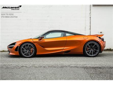 2018 McLaren 720S Performance Coupe (Stk: MV0334A) in Vancouver - Image 1 of 20