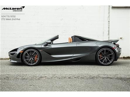 2020 McLaren 720S Spider Luxury (Stk: MV0329) in Vancouver - Image 1 of 20