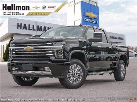 2021 Chevrolet Silverado 2500HD High Country (Stk: 21318) in Hanover - Image 1 of 23